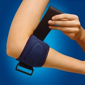 آرنج تنیس بازان Tennis elbow